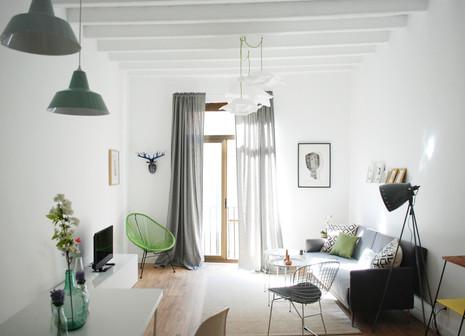 Residential . Barcelona