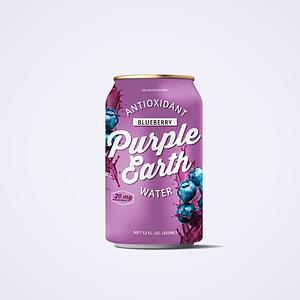 Purple Earth Antioxidant Water