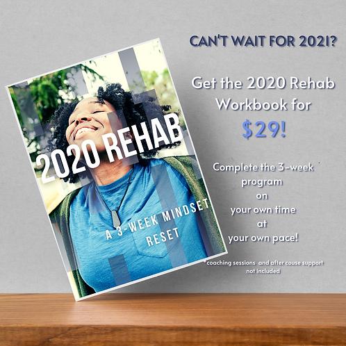 Mindset Rehab Workbook