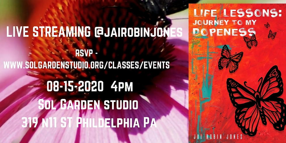 """""""LIFE LESSONS: Journey To My Dopeness"""" Book Signing"""