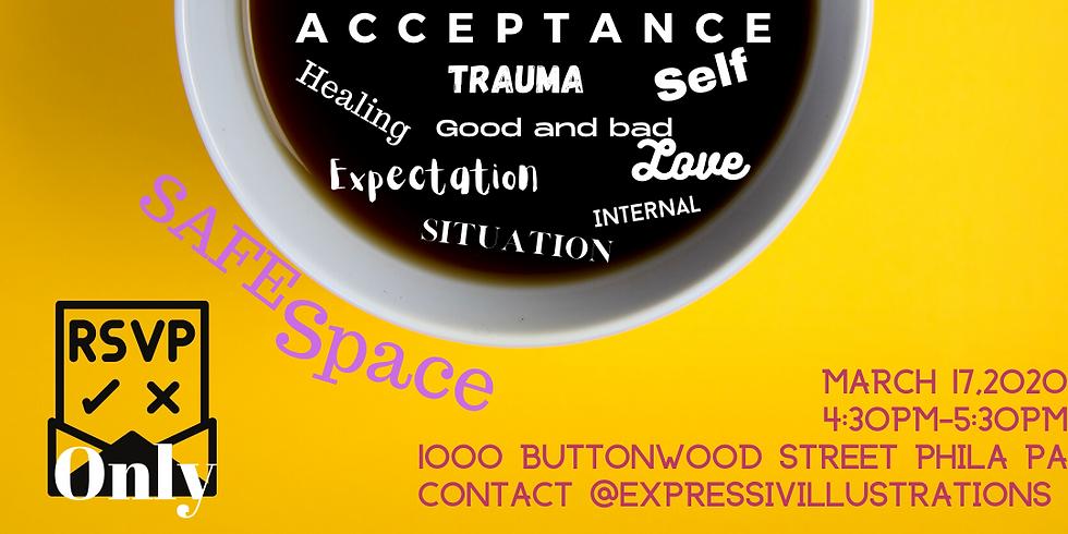Expressive Arts - Acceptance