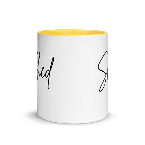 SHED Mug with Color Inside