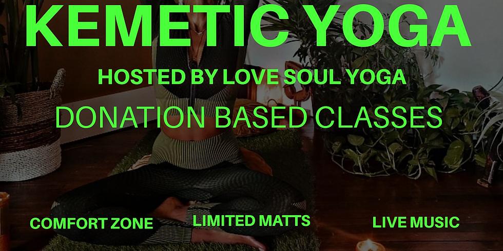 KEMETIC YOGA CLASS