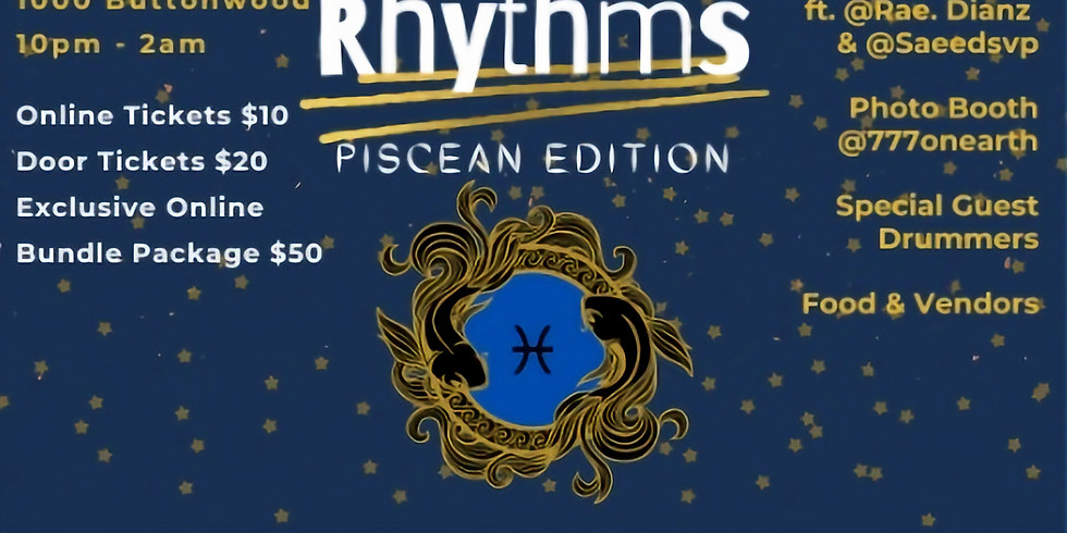 Zodiac Rhythms (Piscean Edition)