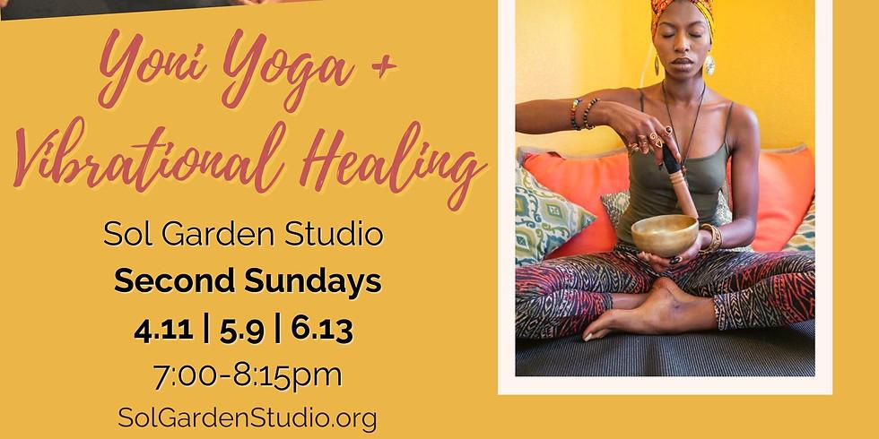 Yoni Yoga & Vibrational Healing