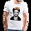 Thumbnail: Frida Kahlo With Flowers Poster Artwork T-Shirt