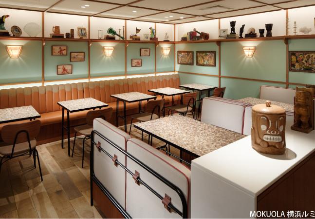 6Sweet 空間デザインインテリアデザイン mokuolaモクオラ横浜