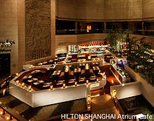 11top Sweet 空間デザインインテリアデザインヒルトン上海hil