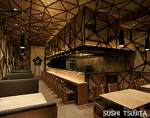 21top Sweet 空間デザインインテリアデザイン寿司tsujita