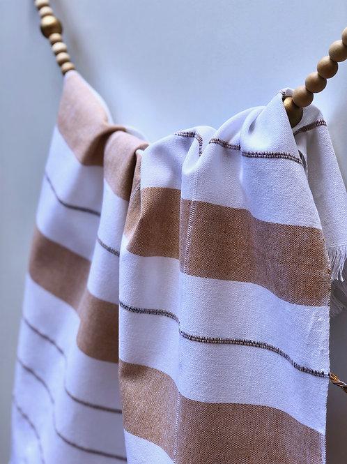 GuaTela Towel - Chestnut Dawn
