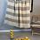 Thumbnail: Transylvania Blanket Honey Combs Stripes