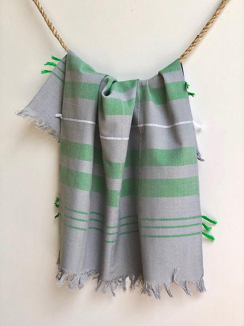 GuaTela Towel - Greener Dusk