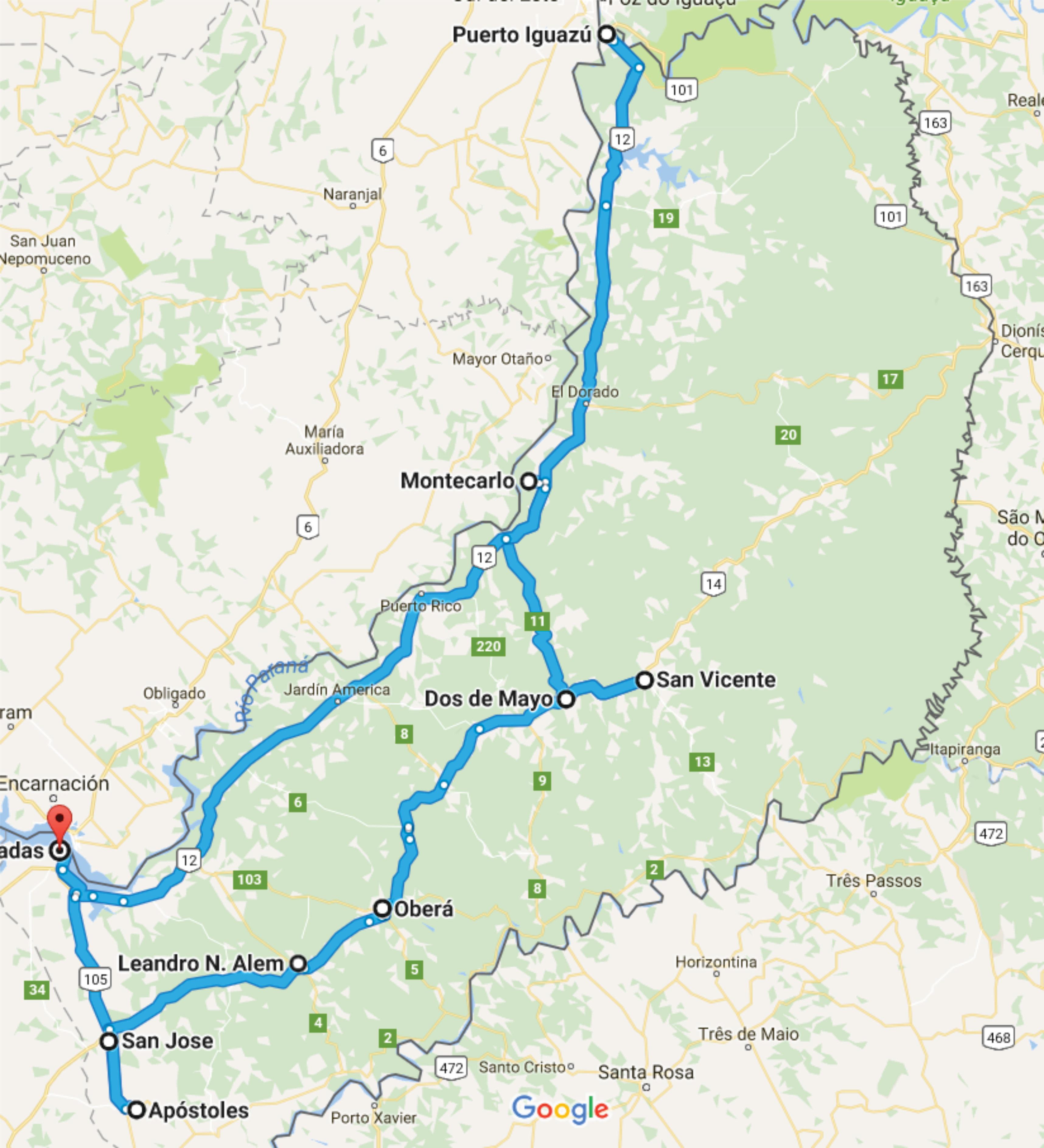 mapa misiones int