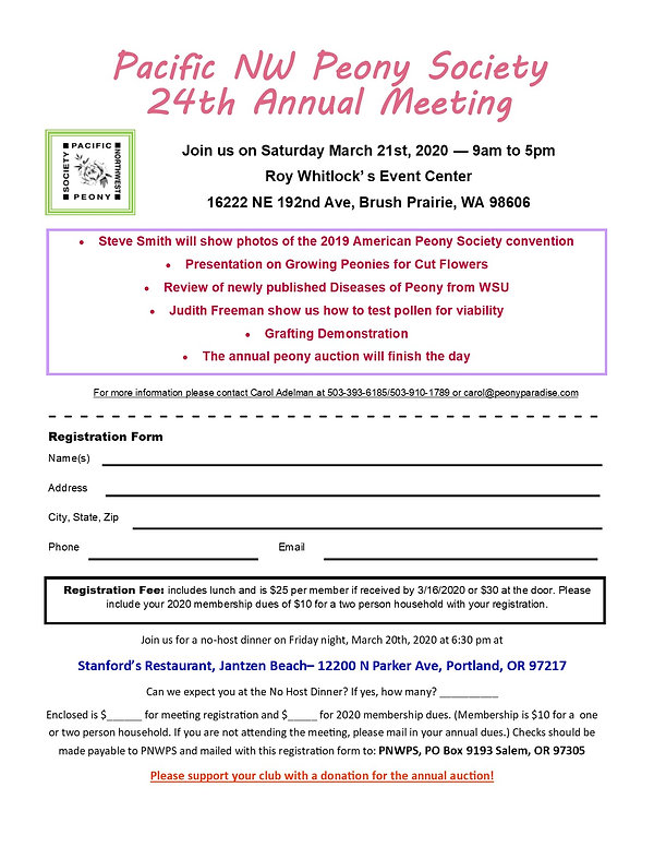PNW Peony Annual Mtg Registration Form 2