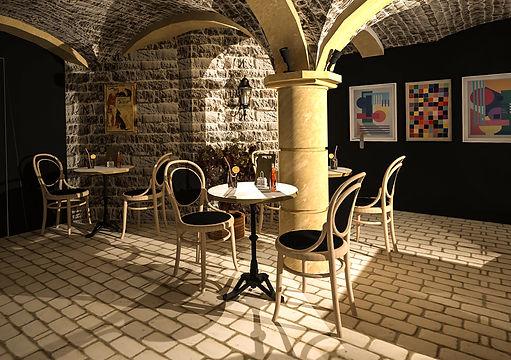 Margot Manciaux Architecture Intérieur Metz Petite Terrasse