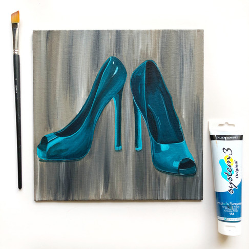10 Ways to create art on a budget!