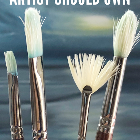 Five Things every artist should own