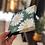 """Thumbnail: Daisies - 6""""x6""""Acrylic on Canvas"""