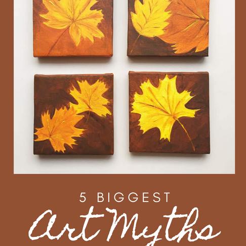 5 Biggest Art Myths