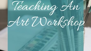 How To Prepare for Teaching an Art Workshop