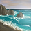 """Thumbnail: Safe Rocks - 24""""x24"""" Acrylic on Canvas"""