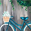 Thumbnail: The Blue Bicycle - Art Print