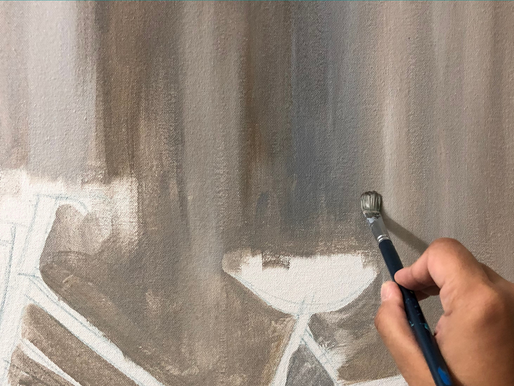Top 5 Mistakes in Acrylic Painting
