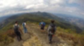Travessia 7 cumes - Serra da Mantiqueira - São Francisco Xavier -SP