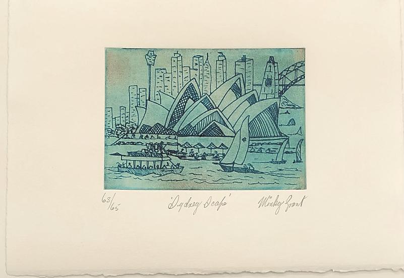 Sydney Scape