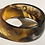 Thumbnail: Resin feather bangle