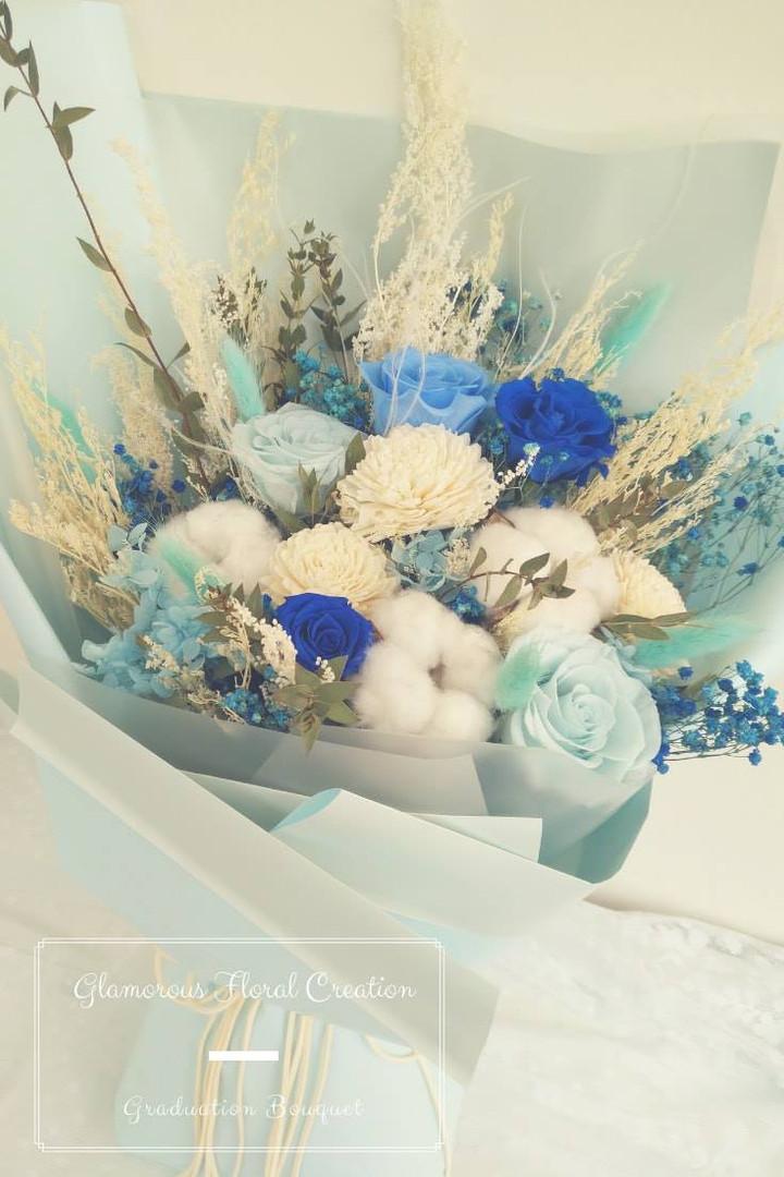 畢業花束/Graduation Bouquet