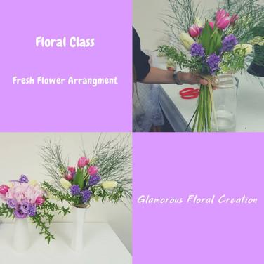 花藝班/Floral Class