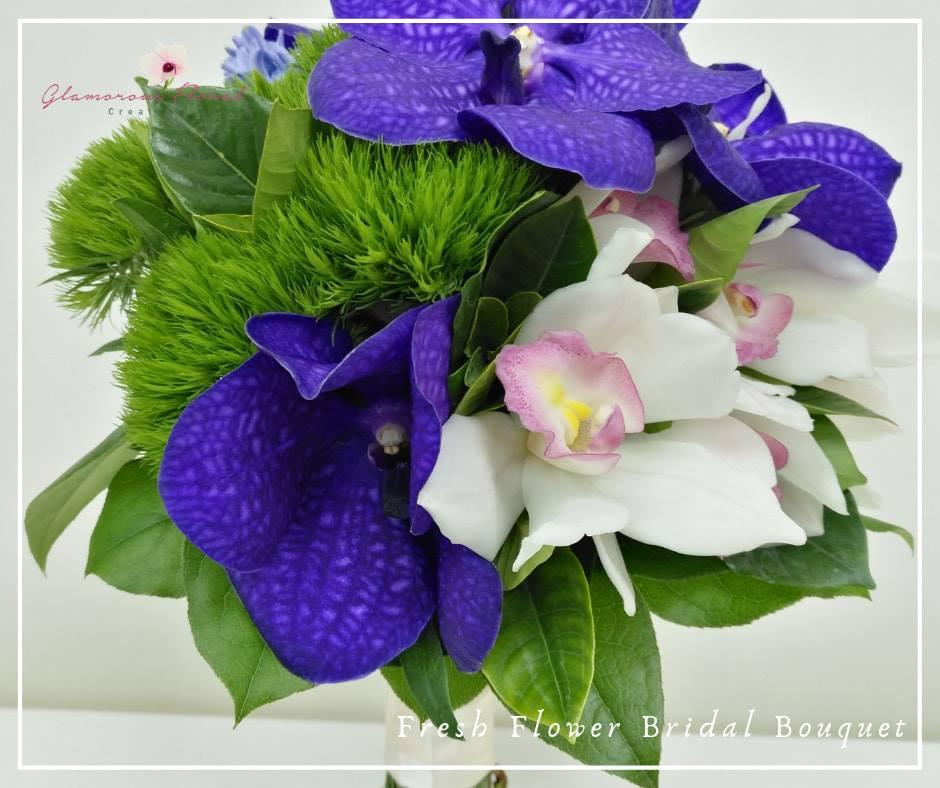 萬代蘭蕙蘭風信子鮮花花球