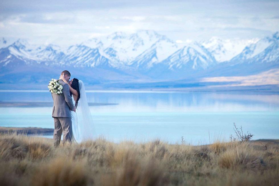 Wedding photography, Lake Tekapo Wedding, Couple, photography, New Zealand photographer, Captive Moments, Bridal, Groom, Destination Wedding, Elopement