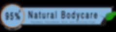 bluerub delivers 95% natural bodycare - bluerub.com