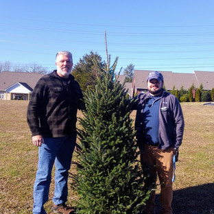 Food Lion on Spring Street donated a Christmas tree to a needy family that I was helping, otherwise they would not have Christmas.