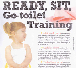 Toilet training Page 1