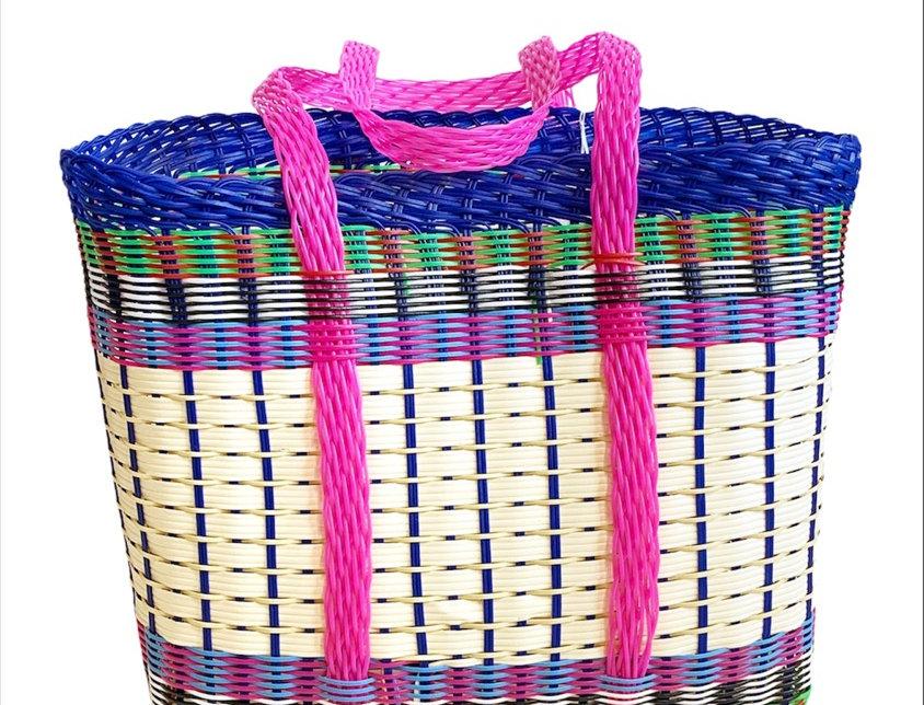 Medra Basket Bag