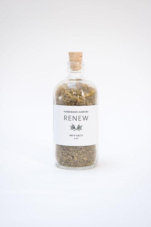 HH | Renew Bath Salt
