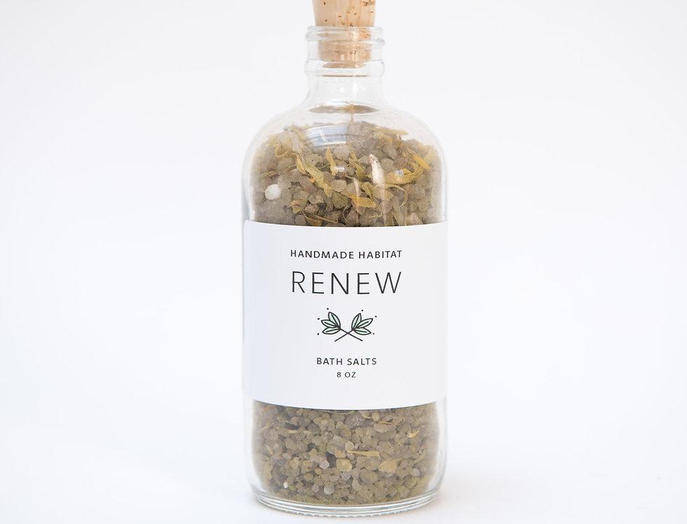 HH   Renew Bath Salt
