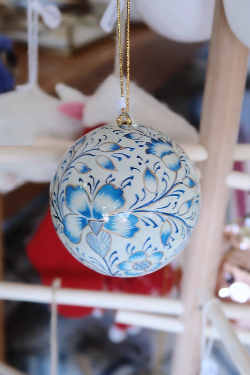 Paper Mache Ornament