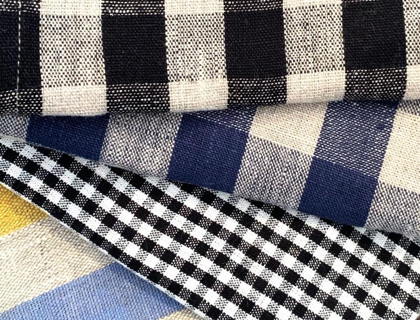 VB   Linen Tea Towel