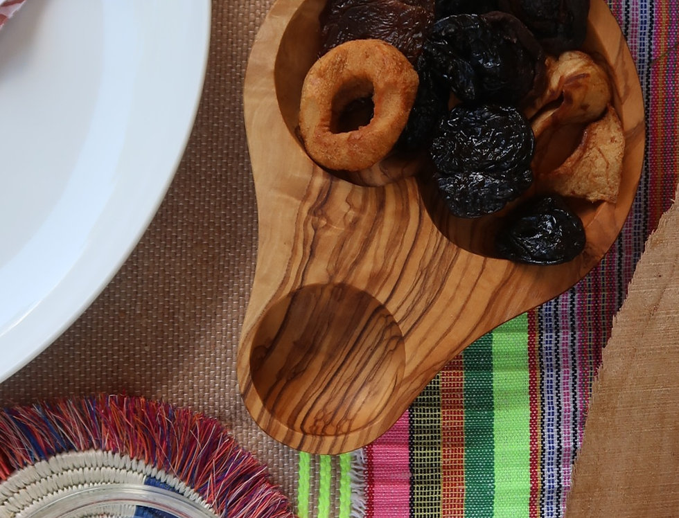 Wooden Appetizer Tray | Small