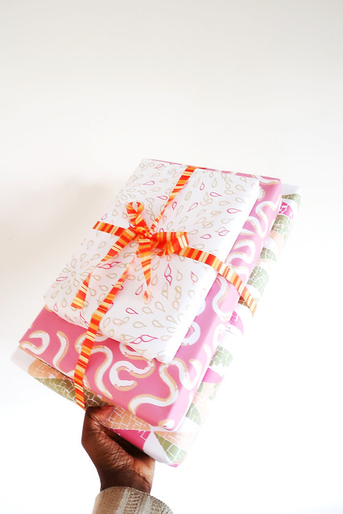Luxe Wrapping Paper Set