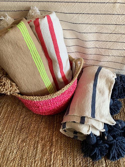 Pom Beach Blanket