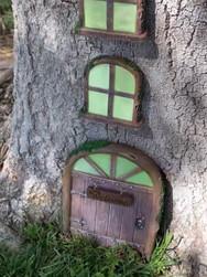 Elf Tree Art