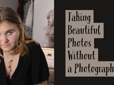 Taking Beautiful Photos Without a Photographer