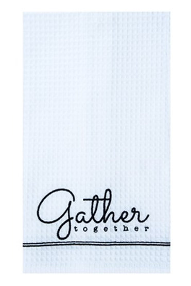 Gather Together Tea Towel