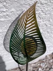 Decorative Leaf Solar Light