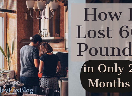 How I Lost 60 Pounds in 2 Months